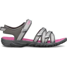 Teva Tirra Sandals Barn silver/magenta